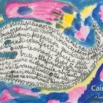 Cairano 7x - il volo della Balena / disegno di Giovanni Spiniello