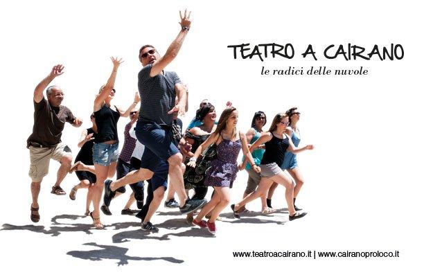 Teatro a Cairano, le radici delle nuvole. Festival dei Corti teatrali a Cairano 2013.