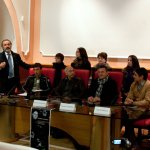 Conferenza stampa Teatro Azione a Cairano – © Antonio Bergamino