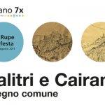 Calitri e Cairano, disegno comune