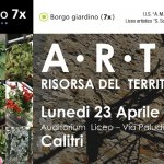 ARTE risorsa del territorio – Cairano 7x / Borgo giardino