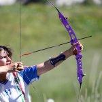 Evelina Cataldo – Mondiali di Tiro di Campagna in Val d'Isere