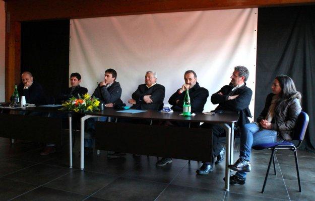 Riunione lancio della quarta edizione di Cairano 7x – Foto di Mariano Di Cecilia