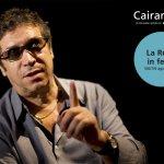 Conferenza stampa di Franco Dragone a Cairano - venerdì 5 agosto, chiesa di San Leone.