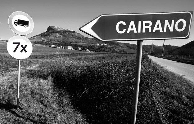 Torna a Cairano 7x