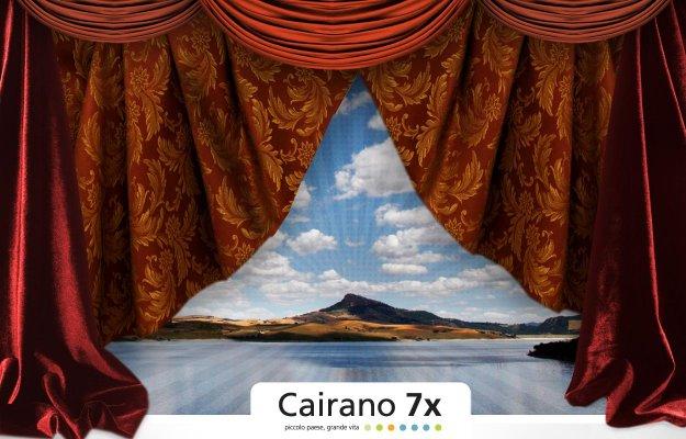 Conferenza Stampa Laboratorio Teatro Azione Cairano / martedì 22 novembre, 10:30 Circolo della Stampa Avellino