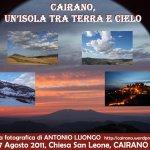 Cairano, un'isola tra terra e cielo – Mostra fotografica di Antonio Luongo