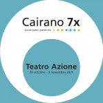 Teatro Azione &ndash; Cairano 7x