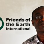 Nymmo Bassey presidente di Friends of the Earth International