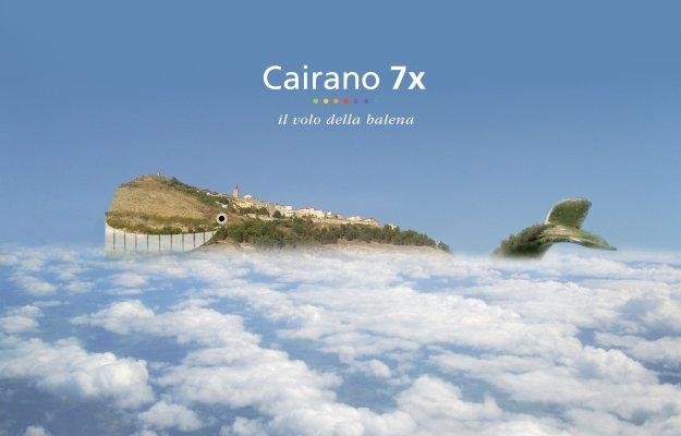 Cairano 7x 2012 - il volo della balena