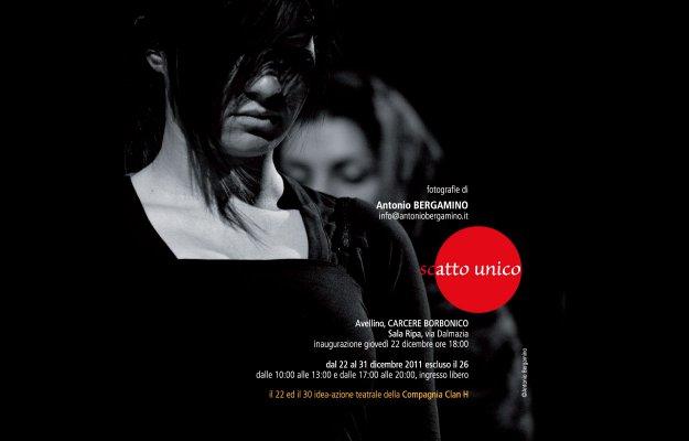 SCatto unico – mostra fotografica personale di Antonio Bergamino