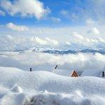 La neve a Cairano – Foto di Giuseppe Scalzullo