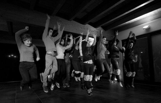 Laboratorio di Teatro Azione a Cairano – © Antonio Bergamino